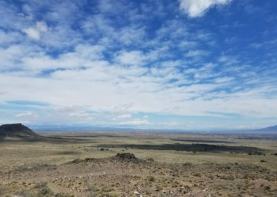 View from Black Volcano