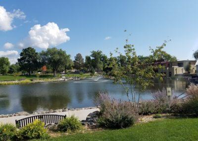 Ashley Pond, Los Alamos