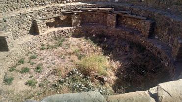 Aztec Ruins, Aztec