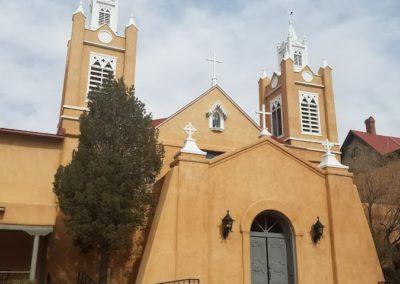 San Felipe de Neri Church, Old Town Albuquerque