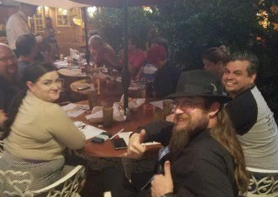 Meetup at El Pinto 10/16