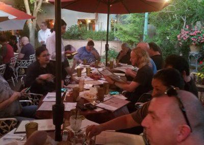 Meetup at El Pinto 10/2016