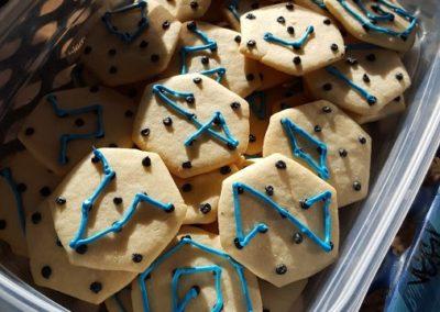 Glyph cookies!