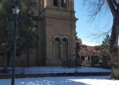 St. Francis Cathedral in Santa Fe